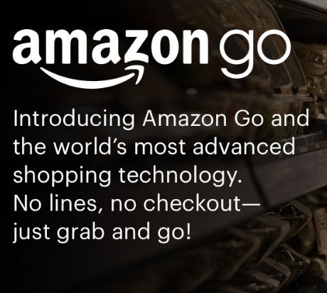 Amazon unveils Amazon Go, a cashier-free Convenience Store