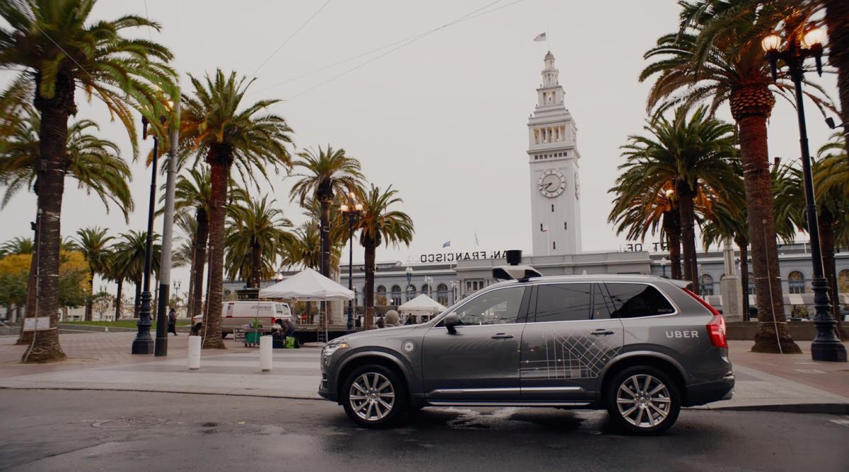 Uber Expands Its Self-Driving Car Service to San Francisco starting Today