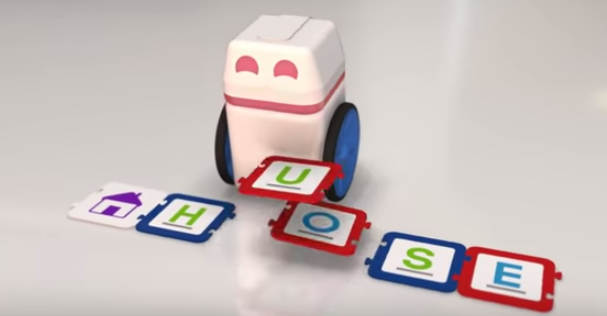 KUBO Robot teaches Coding, Language and Maths to Kids in simple way