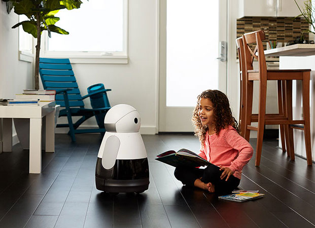 CES 2017: Mayfield Robotics unveiled Kuri, an intelligent Robot for the Home
