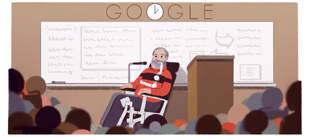 Ed Roberts activist Google Doodle
