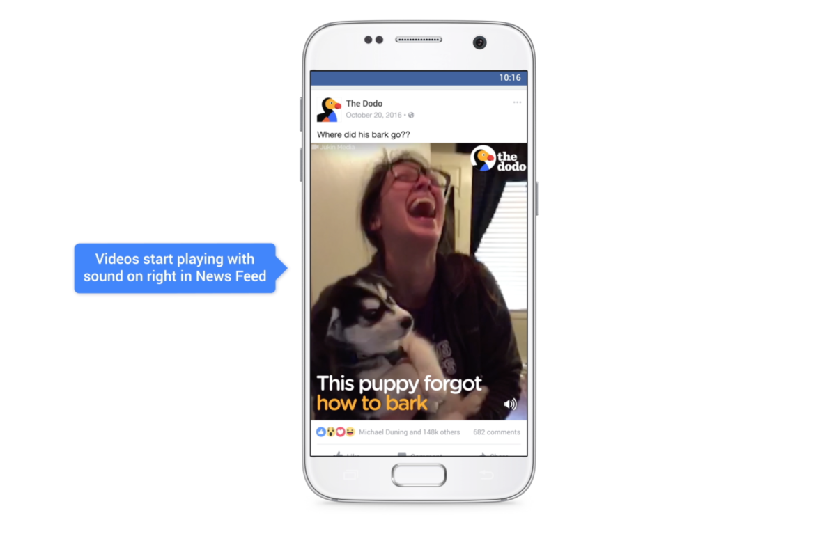 Facebook is launching new Video App for TV