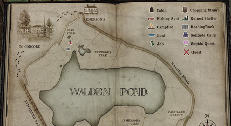 Walden – A Game for living with Nature