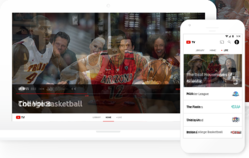 YouTube TV – YouTube launches its own streaming TV Service in U.S