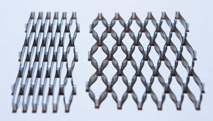 New 3-D Printing Method Creates Shape-Shifting Objects