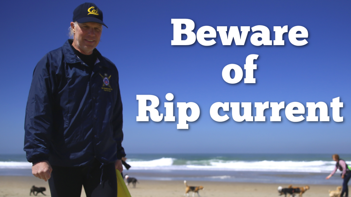 What is Rip current and How to escape a rip current?
