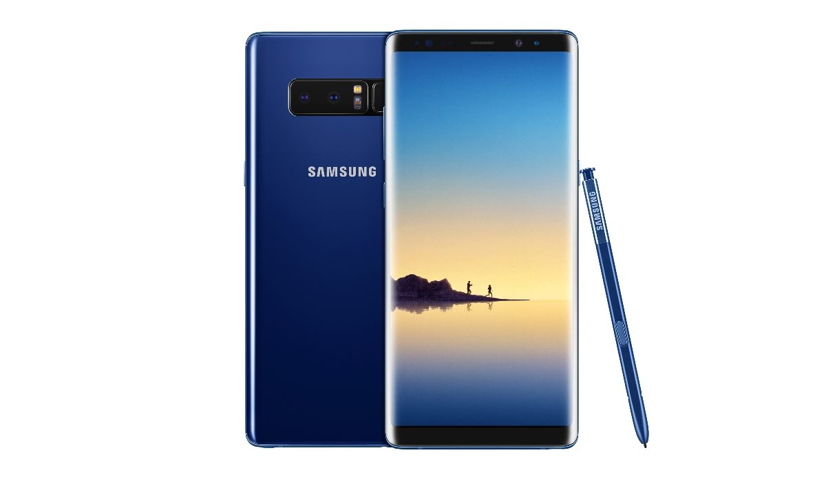 Samsung Galaxy Note 8 unveiled with 6.3-inch Screen, Dual Camera and Bixby