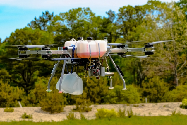 MIT's Hybrid Drones carry heavier payloads for greater distance