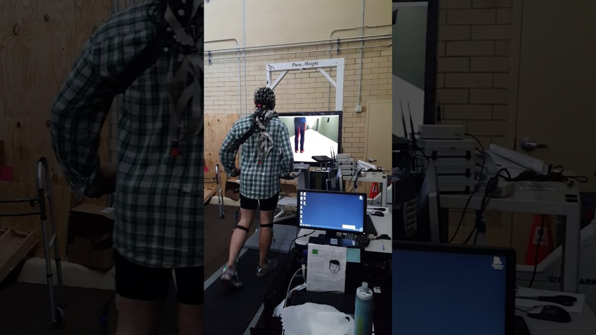 Use of brain-computer interface, virtual avatar could help people with gait disabilities