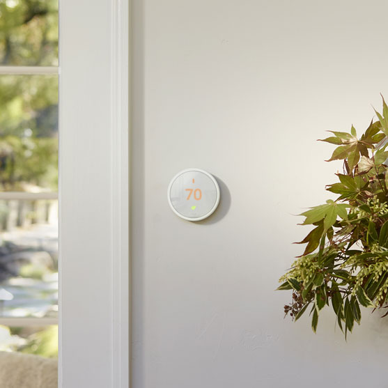 Nest Thermostat E is Simple, Cheap ($169) with same Features