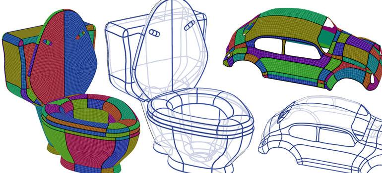 FlowRep Software can sketch, recreate 3D shapes