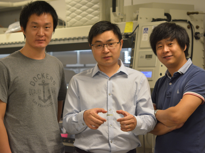 Dissolving Electronics for Eco-friendly disposal, Data security and Healthcare