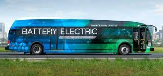 Proterra's Electric Bus Breaks a World Record for Range—1,100 Miles on a Single Charge