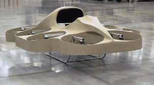 Russian Company That Makes AK-47 Rifle Is Building A Hoverbike, To Reveal A Demo Version Soon