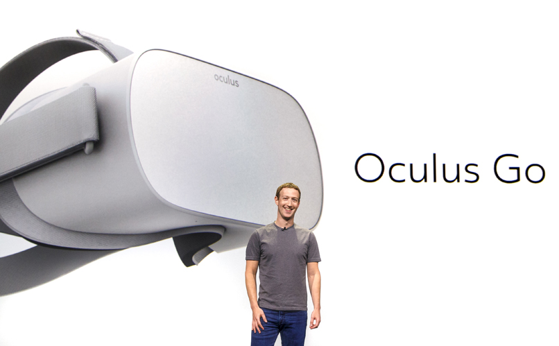 Oculus Announces New Standalone Headset, 'Venues' at Oculus Connect