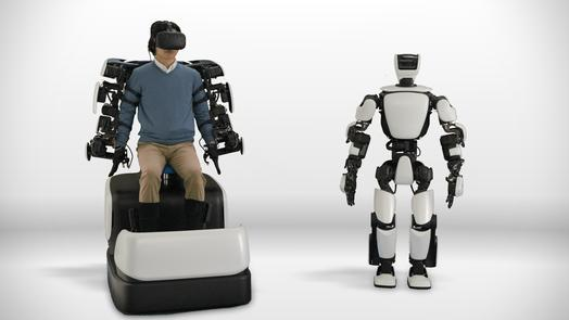 Toyota unveils T-HR3, a Humanoid Robot that mirrors User