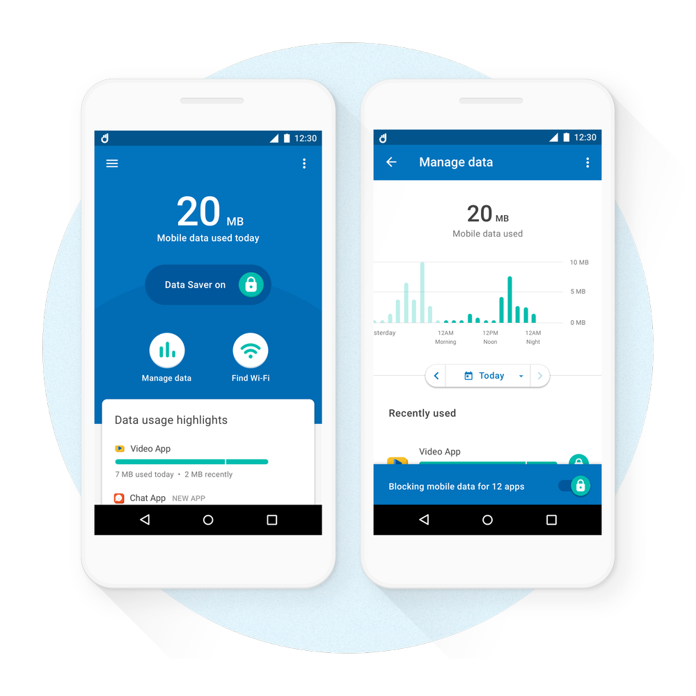 Google's Datally Android app helps to manage mobile data usage easily