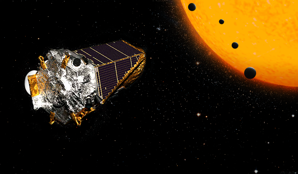Google's Machine Learning Is Analyzing Data From NASA's Kepler Space Telescope