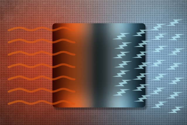 "Turning heat into electricity using ""topological"" materials"