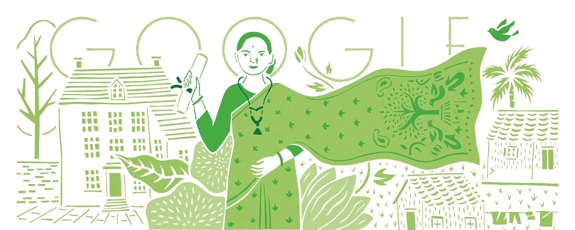 Google Celebrates Anandi Gopal Joshi's 153rd Birthday