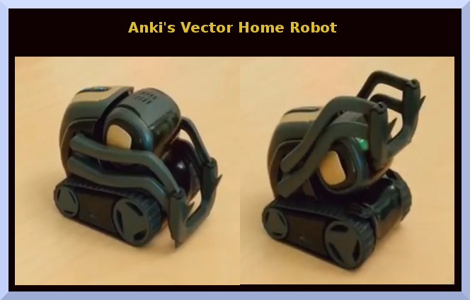 the new anki vector robot is smart enough to just hangout