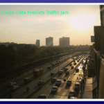 Electricity Usage Data Predicts Traffic Jam