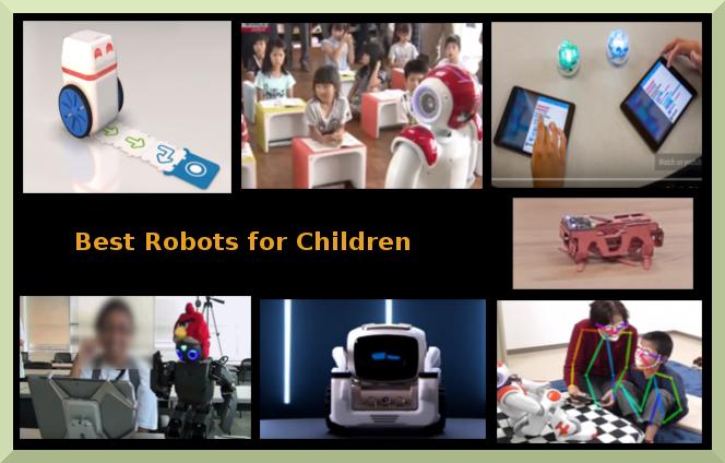 Best Robots for Children