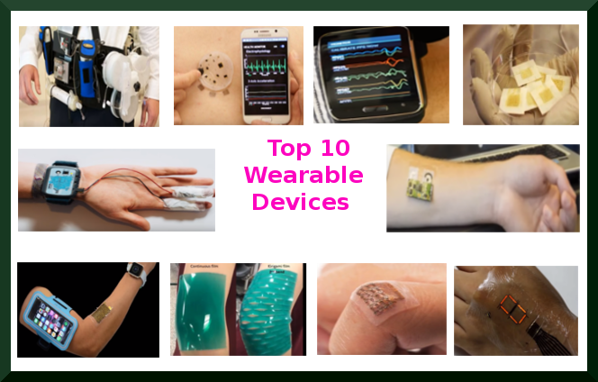 Top 10 Wearable Device Inventions Rtoz Org Latest Technology News