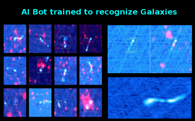 AI Bot trained to recognize Galaxies