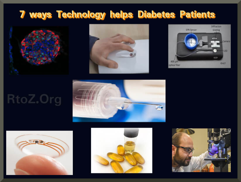 7 Ways Technology will help Diabetes patients